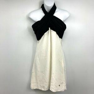 TT Collection Dress 4 Revolve Colorblock Cross